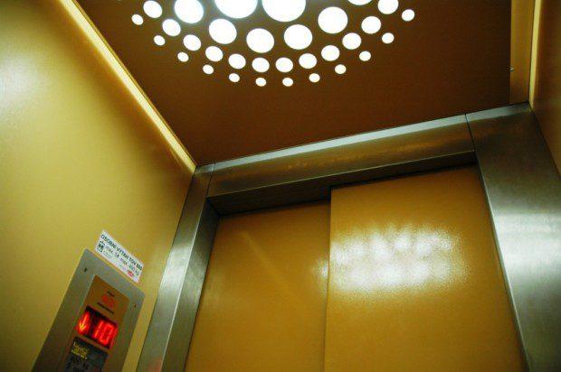 Osobní výtah Baarova, Hradec Králové
