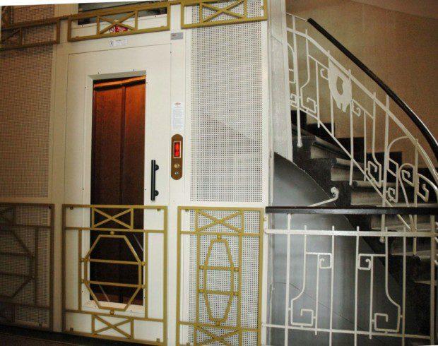 Historický výtah, Biskupská 1, Praha 1(1)